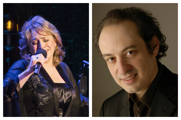 Patricia Racette and Stefano Secco
