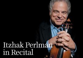 Lyric Opera Itzhak Perlman