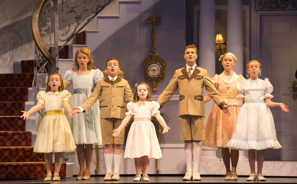 The Sound of Music Flash Sale