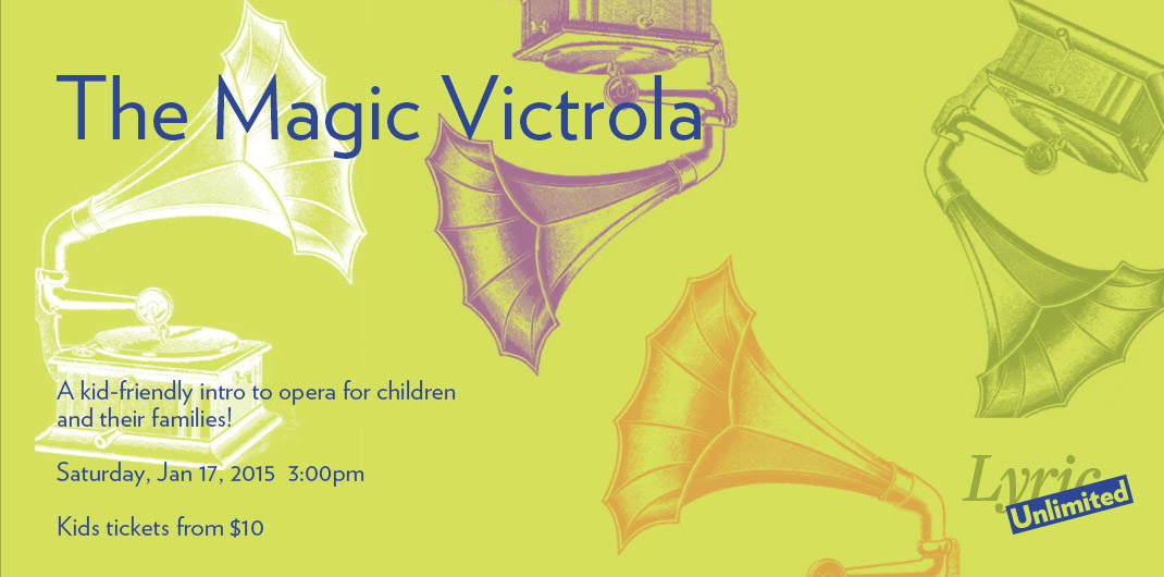 The Magic Victrola