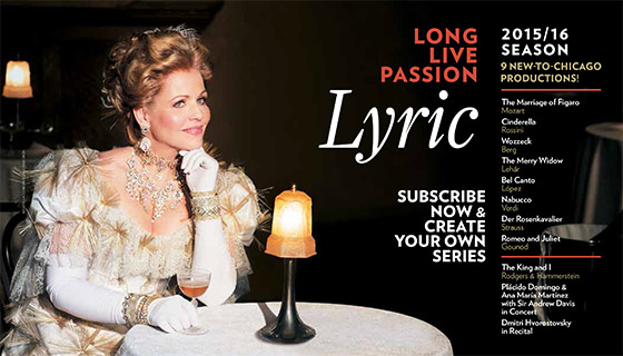 Lyric Opera 15-16 Season
