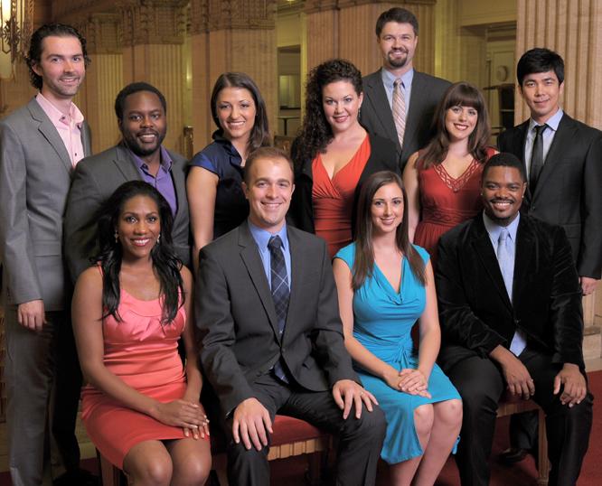 Ryan Opera Center members