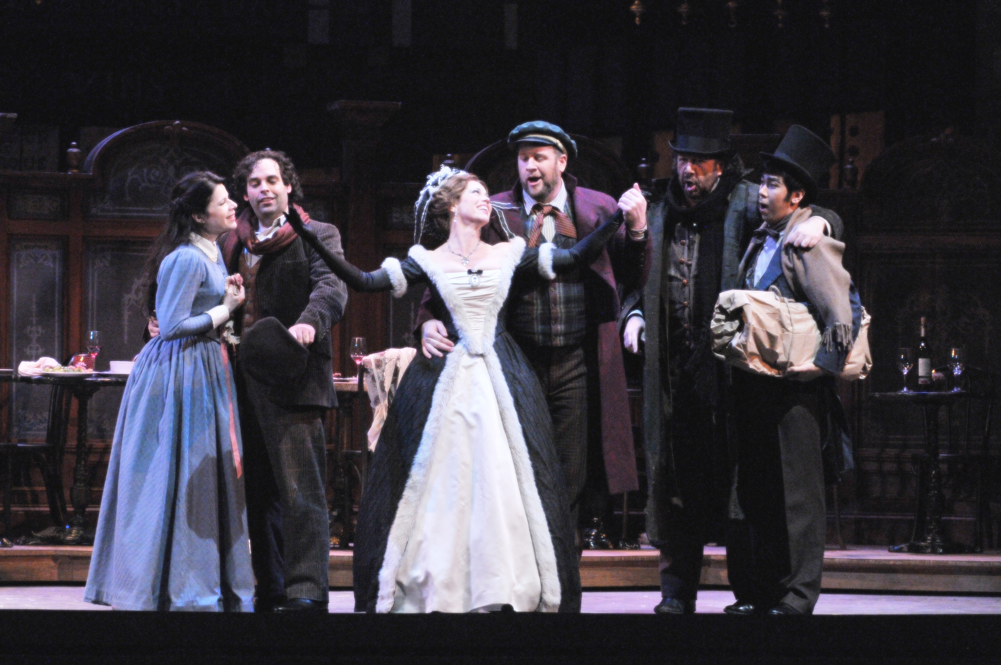 Lyric Opera of Chicago La boheme