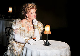 Renee Fleming in Bel Canto at Lyric Opera of Chicago